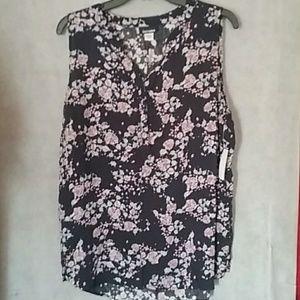 Basic Edition sleeveless blouse